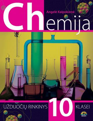Chemija. Užduočių rinkinys 10 klasei