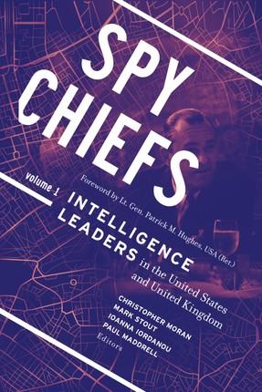Spy Chiefs: Volume 1