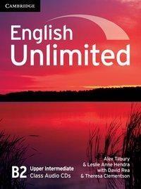 English Unlimited Upper Intermediate B2. Class Audio CDs (3)