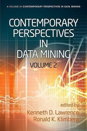 Contemporary Perspectives in Data Mining, Volume 2