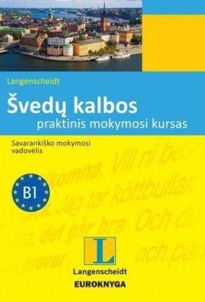 Švedų kalbos praktinis mokymosi kursas. Standartinis savarankiško mokymosi kursas