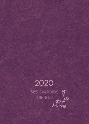 365 svarbios dienos 2020 m. DK12