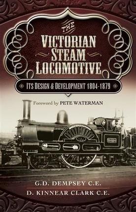 Victorian Steam Locomotive