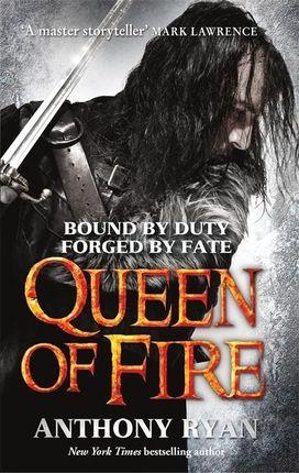 Raven's Shadow 3. Queen of Fire