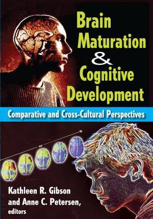 Brain Maturation and Cognitive Development