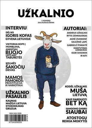 UŽKALNIO žurnalas. Nr 1
