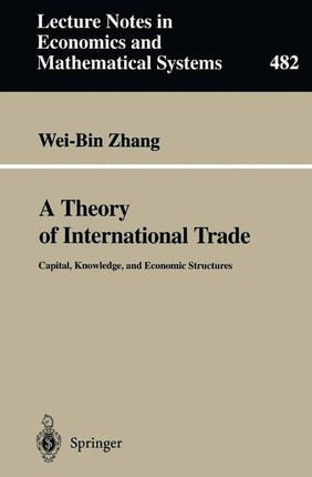 A Theory of International Trade