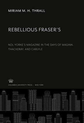 Rebellious Fraser'S