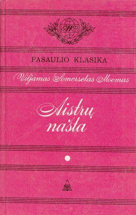 Aistrų našta (1994)