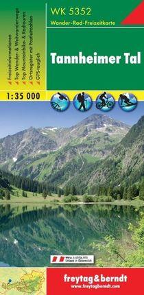 Tannheimer Tal 1 : 35 000