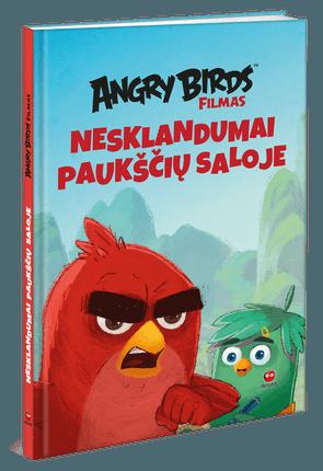 Angry Birds. Nesklandumai paukščių saloje