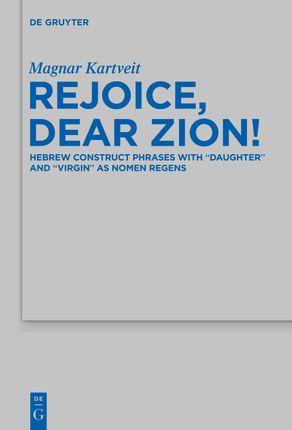 Rejoice, Dear Zion!