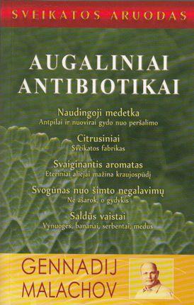 Augaliniai antibiotikai