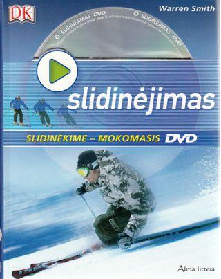 Slidinėjimas (su DVD)
