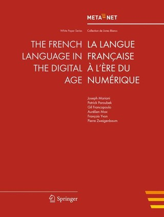 The French Language in the Digital Age