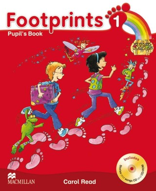 Footprints 1 Pupil's Book Package