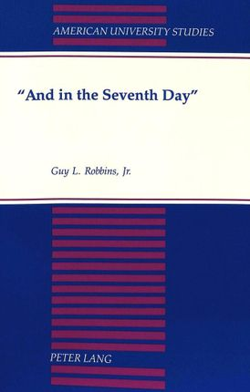 'And in the Seventh Day'