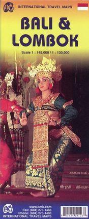 Bali & Lombok 1 : 145 000 / 130 000