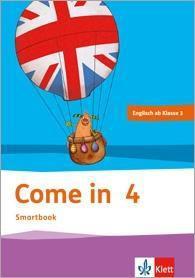 Come in 4. Activity Book Smartbook (5-er Pack) Klasse 4