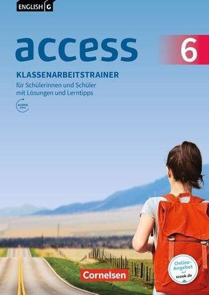 English G Access Band 6: 10. Schuljahr - Klassenarbeitstrainer mit Audios und Lösungen online