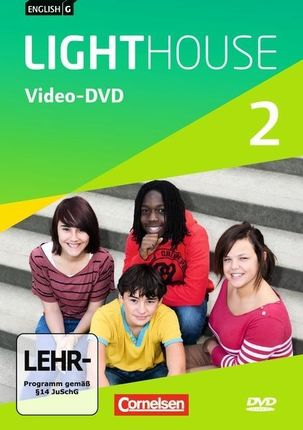 English G LIGHTHOUSE 2: 6. Schuljahr. Video-DVD
