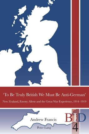 'To Be Truly British We Must Be Anti-German'