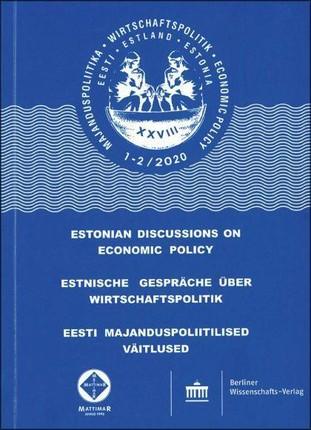 Estnische Gespräche über Wirtschaftspolitik 1-2/2020