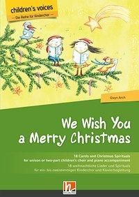 We Wish Ua Merry Christmas.Knyga We Wish You A Merry Christmas Children S Voices