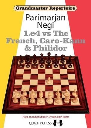 1.e4 vs The French, Caro-Kann and Philidor