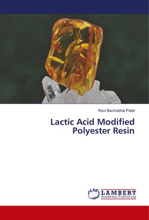 Lactic Acid Modified Polyester Resin