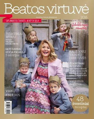 Beatos virtuvė. Žurnalas. Žiema Nr.9 (2016)