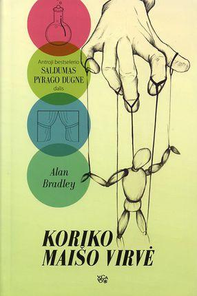 Koriko maišo virvė