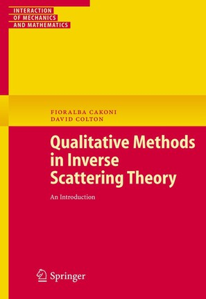 Qualitative Methods in Inverse Scattering Theory