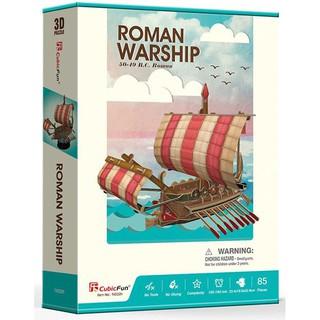 3D dėlionė: Roman Warship
