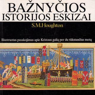 Bažnyčios istorijos eskizai