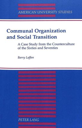 Communal Organization and Social Transition