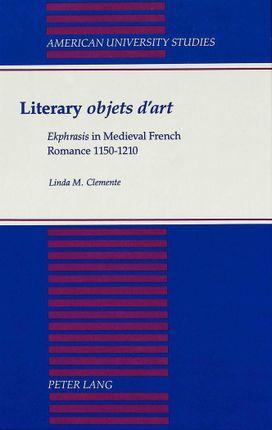 Literary objets d'art