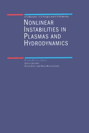 Non-Linear Instabilities in Plasmas and Hydrodynamics