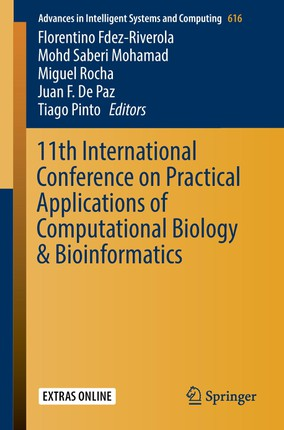 11th International Conference on Practical Applications of Computational Biology & Bioinformatics