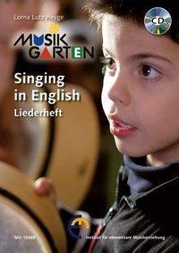 Singing in English - Liederheft mit CD