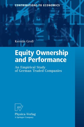 Equity Ownership and Performance
