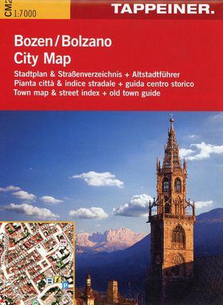 Stadtplan Bozen Citymap