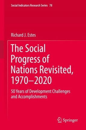 The Social Progress of Nations Revisited, 1970-2020