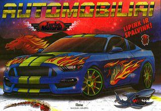 Turbomotorai. Automobiliai