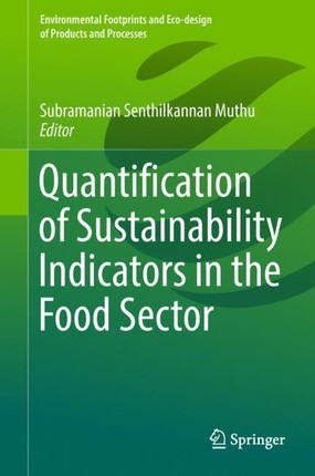 Quantification of Sustainability Indicators in the Food Sector