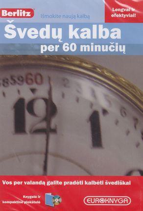 Švedų kalba per 60 minučių. Knygelė ir kompaktinė plokštelė