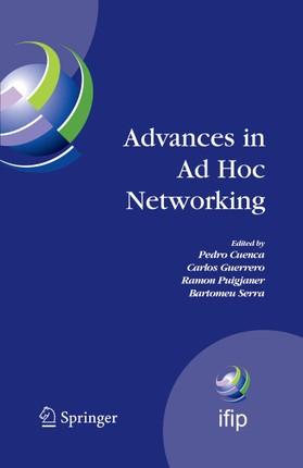 Advances in Ad Hoc Networking