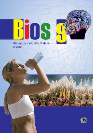 Bios 9. Biologijos vadovėlis 9 kl., II d.