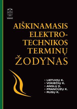 Aiškinamasis elektrotechnikos terminų žodynas