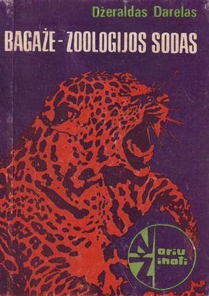 Bagaže - zoologijos sodas